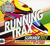 Ministry Of Sound - Running Trax Summer 2012 (CD)