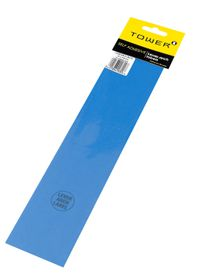Tower Lever Arch Labels - Blue (Pack of 12)