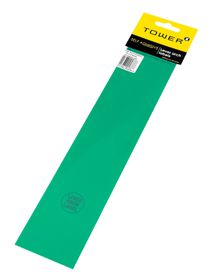 Tower Lever Arch Labels - Green (Pack of 12)