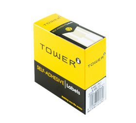 Tower White Roll Labels - R950