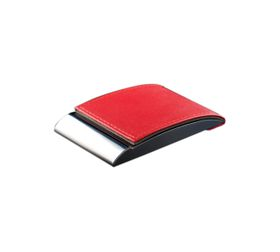 Tower Business Card Holder - Red