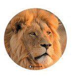 Tower Magnetic License Disc Holder - Lion