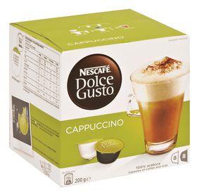 Nescafe - Dolce Gusto - Cappuccino Coffee Capsules