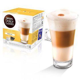 Nescafe Dolce Gusto Vanilla Latte Macchiato Coffee Capsules