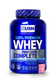 USN 100% Whey Protein Plus - Strawberry 2Kg