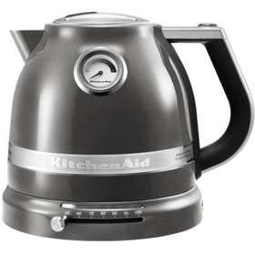 KitchenAid 1.5L Artisan Kettle - Medallion Silver