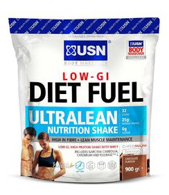 USN Diet Fuel UltraLean - Chocolate  900g