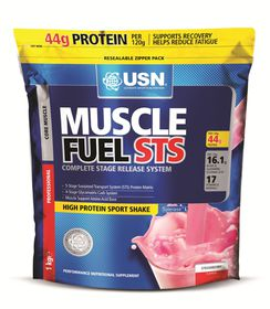 USN Muscle Fuel Sts - Strawberry 1Kg Bag