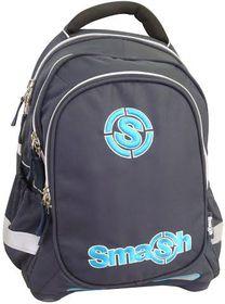 Smash Orthopedic Super Light 3 Division Plain Backpack - Navy
