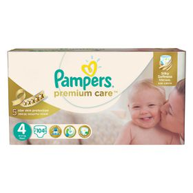 Pampers - Premium Care Nappies - Size 4
