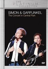 Simon & Garfunkel - The Concert In Central Park [Platinum Collection] (DVD)