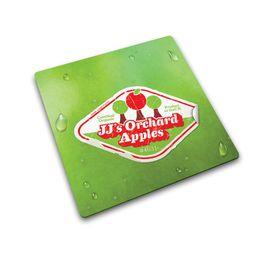 Joseph Joseph - Worktop Saver Glass Chopping Board - Apple Sticker Design