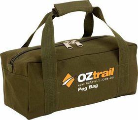 OZtrail - Canvas Peg Bag - Green