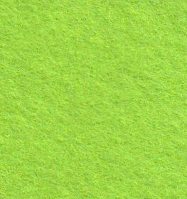 Parrot Pin Board No Frame Felt - Lime Green (450 x 300mm)