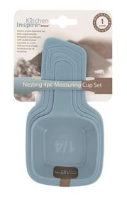 Anzo Inspire Nesting Measuring Cup Set - 4 Piece