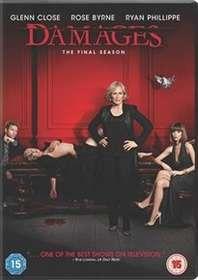 Damages - Season 05 (DVD)