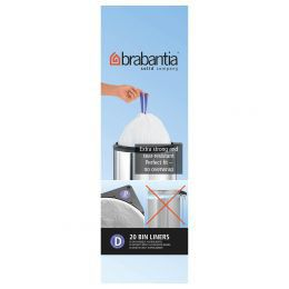 Brabantia - Bin Liner 15L - Pack of 20