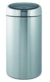 Brabantia - Twin Bin 2 x 20L - Matt Steel