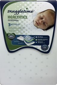 Snuggletime - Healthtex Mattress - Standard Camp Cot