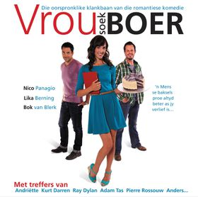 Vrou Soek Boer - Various Artists (CD)