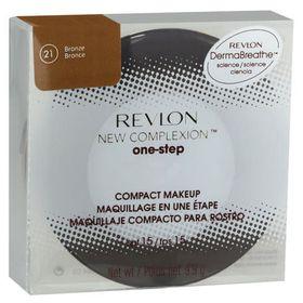 Revlon New Complexion Compact Makeup - Bronze