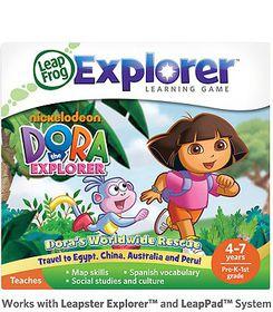 LeapFrog - Explorer Game - Dora the Explorer