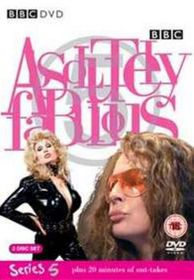 Absolutely Fabulous Series 5 (DVD)