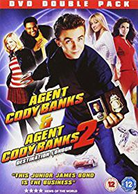 Agent Cody Banks/Agent Cody Banks 2 - Destination London (DVD)