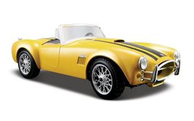 Maisto - 1/24 Shelby Cobra 427 1965 - Yellow