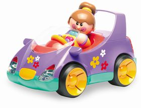 Tolo Toys - First Friends Girls Car Set (Pastel)