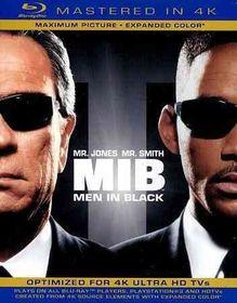 Men in Black (4K Mastered) - (Region A Import Blu-ray Disc)