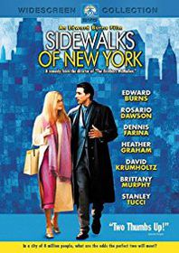 Sidewalks of New York - (Region 1 Import DVD)