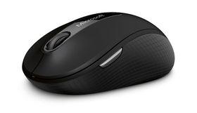 Microsoft Wireless Mobile Mouse 4000 - Black