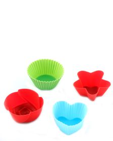 Thornbird - Silicone Cupcake/Mould Sets Of 24
