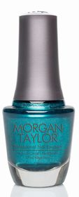 Morgan Taylor Nail Lacquer - Wrapped In Riches (15ml)