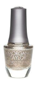 Morgan Taylor Nail Lacquer - Where's My Crown? (15ml)
