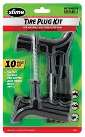 Slime - Tyre Plug Kit 10 Piece