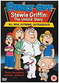 Family Guy Presents: Stewie Griffin - The Untold Story (DVD)