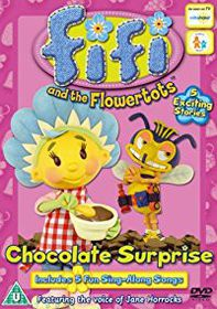 Fifi & the Flowertots-Chocolat - (Import DVD)