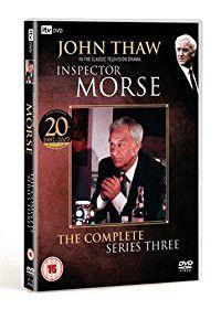 Inspector Morse: Series 3 (DVD)