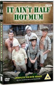It Ain't Half Hot Mum-Series 4 (2 Discs) - (Import DVD)