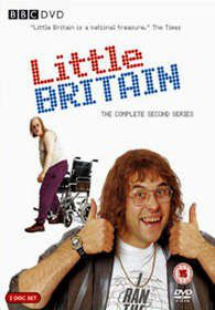 Little Britain-Series 2 (2 Discs) - (Import DVD)