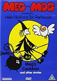 Meg and Mog (Volume 2) (DVD)