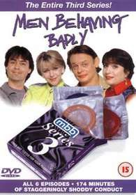 Men Behaving Badly Series 3 (DVD)