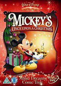 Mickey's Once Upon A Christmas (DVD)