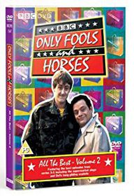 Only Fools & Horses-All Best 2 - (Import DVD)