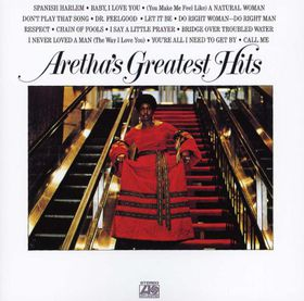 Aretha Franklin - Aretha's Greatest Hits (CD)