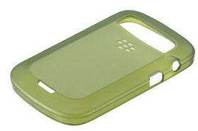 Blackberry Bold 9900 - Soft Shell - Bottle Green