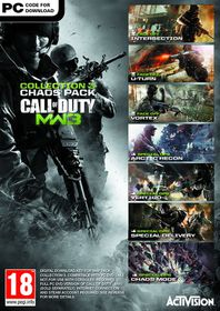 Call of Duty: Modern Warfare 3 Collection 3 DLC (PC DVD-ROM)