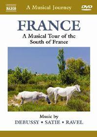 Musical Journey:France - (Region 1 Import DVD)